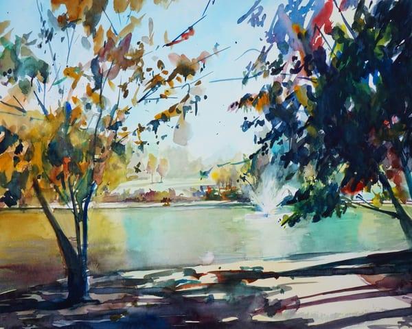 Kc Loose Park Garden 4 Art | Steven Dragan Fine Art