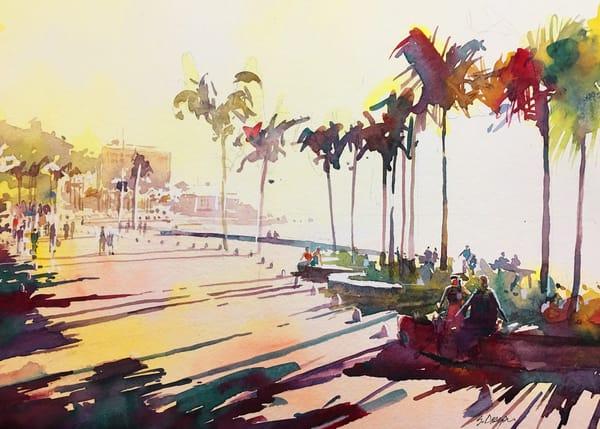 Pv Beachwalk 2 Art | Steven Dragan Fine Art