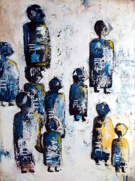 Facing East | Mizrach | Jewish Art