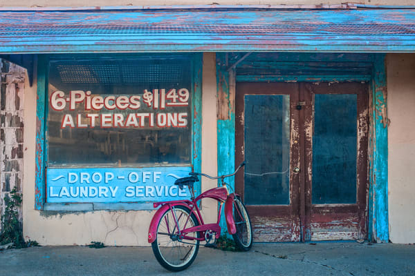 Drop Off Laundry Photography Art | Ken Smith Gallery