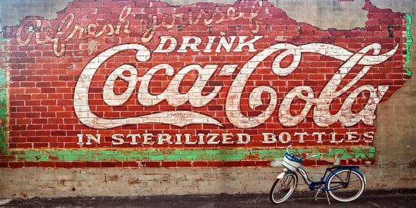 Drink Coca Cola Semi Panorama Photography Art | Ken Smith Gallery