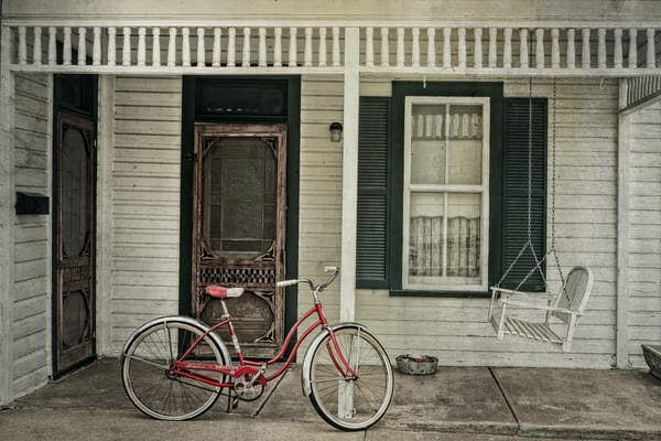 Midwest Porch Photography Art | Ken Smith Gallery