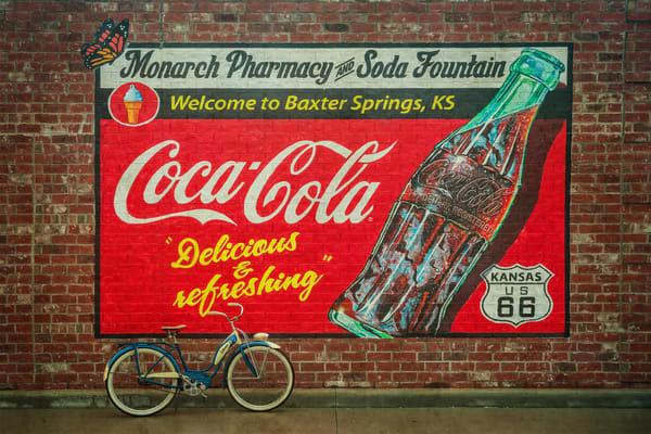 Monarch Pharmacy Photography Art | Ken Smith Gallery