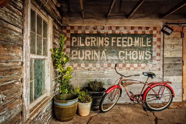 Pilgrims Feed Mill Photography Art | Ken Smith Gallery
