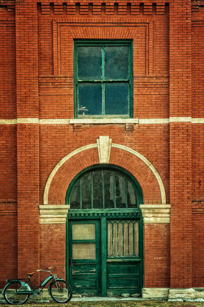 Towering Decay Photography Art | Ken Smith Gallery