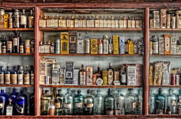 Lots Of Remedies Photography Art | Ken Smith Gallery
