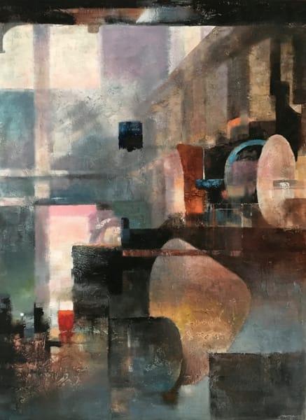 Abstract   Cafe  Art   MANTHA DESIGN