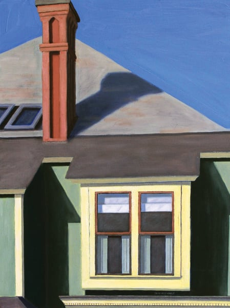 Shades And Shutters Art | The Art of David Arsenault
