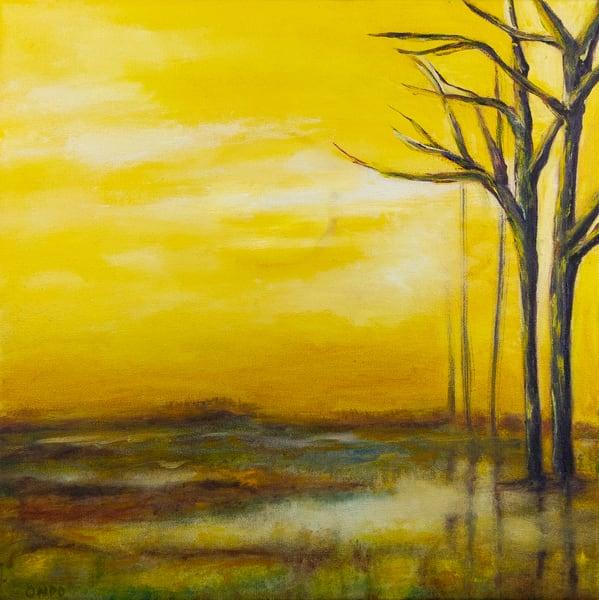 Purchase Original Oil Paintings, including Oasis | Deb Ondo Wild Art