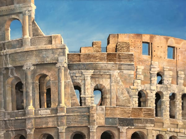 Colesseum   Sold Art | MANTHA DESIGN