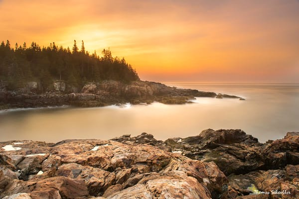 Little Hunters Beach Acadia National Park Maine | Fine Art photography prints