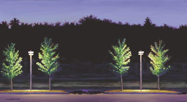 Islands Of Light Art | The Art of David Arsenault