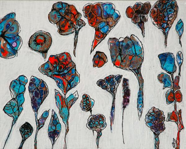 Finding Flowers - Print