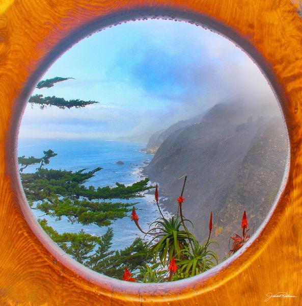 rocky-point big-sur california-coast morning-fog jackie-robbins-studio photographic-prints buy-art-online