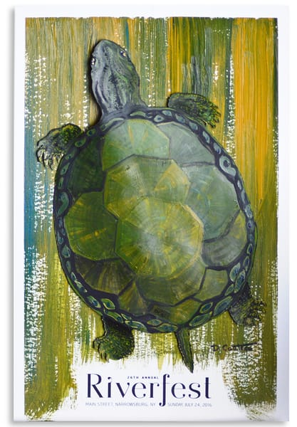 Honoring Turtle, symbol of Mother Earth