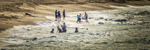 Sunset Beach Photography Art | martinalpert.com
