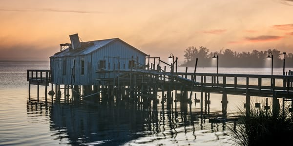 Archie Smith Fish House Photography Art | Ken Smith Gallery