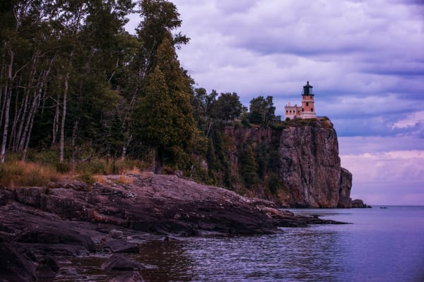 Split Rock Lighthouse Photography Art | Ken Smith Gallery