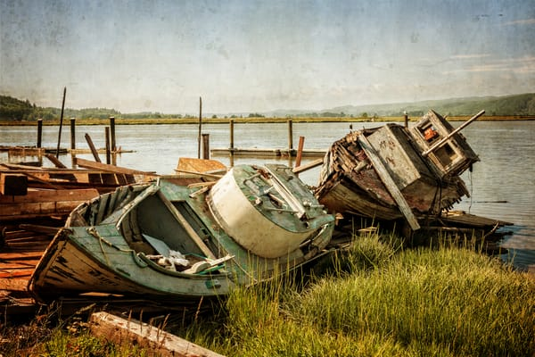 Shipwrecks Photography Art | Ken Smith Gallery