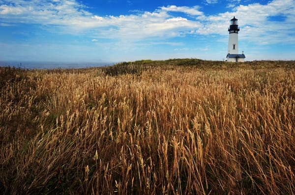 Yaquina Head Lighthouse Photography Art | Ken Smith Gallery