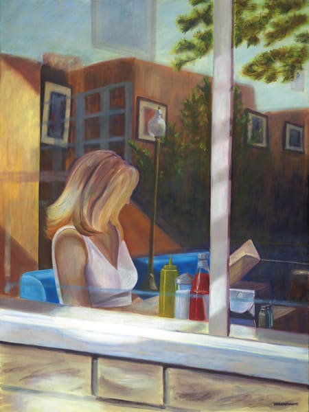 Just Passing By Art | The Art of David Arsenault