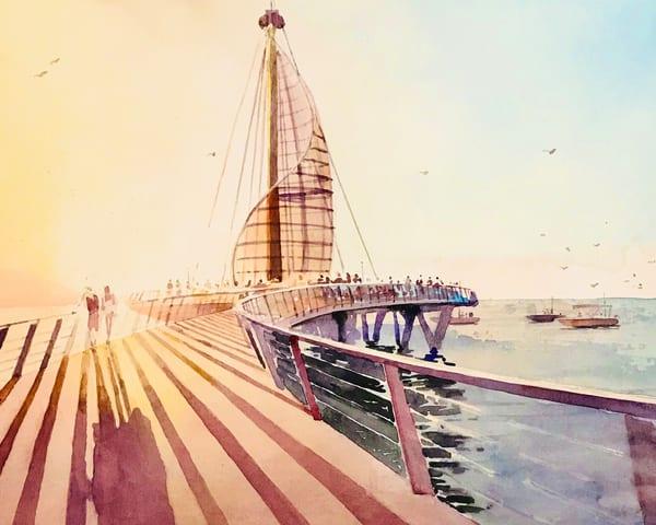 Pv Playa Los Muertos 1 Art | Steven Dragan Fine Art