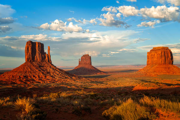Monument Valley, Evening Light Photography Art | Quiet Heart Images, LLC
