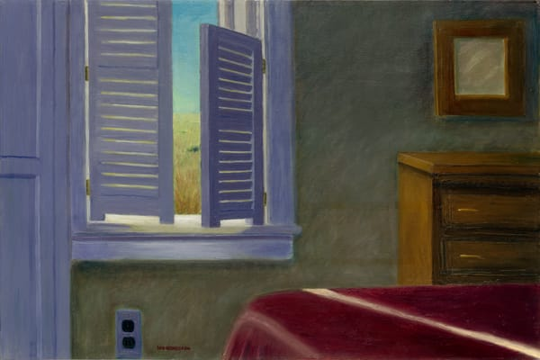 Light Touch Art | The Art of David Arsenault
