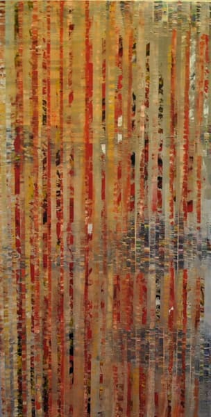 Layers Of Civilization Art | Martsolf Lively Contemporary