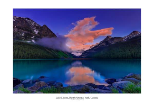 Poster Lake Louise