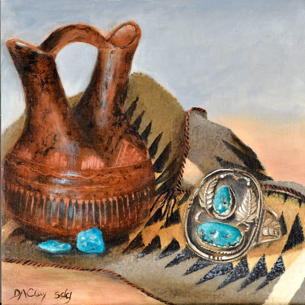 Two Loose Stones Art | Art By Debbie Clay