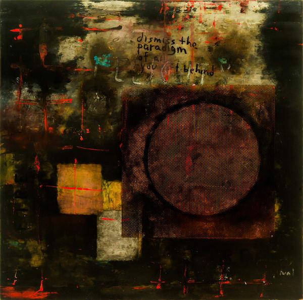 Left Behind  Art | Adam Shaw Gallery