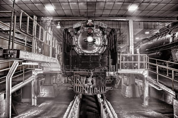 844 In The Steam Shop Photography Art | Ken Smith Gallery