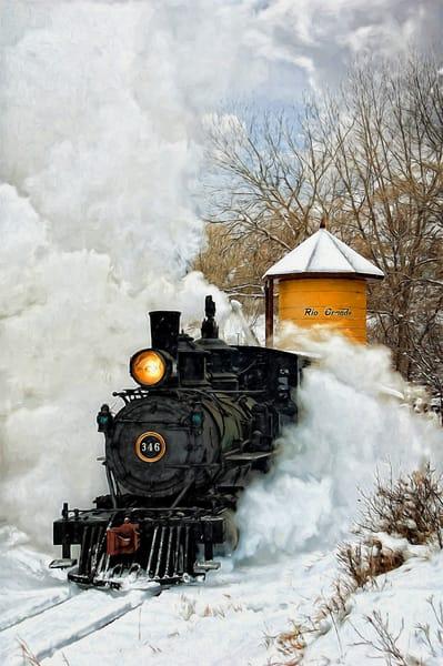Full Steam Photography Art | Ken Smith Gallery