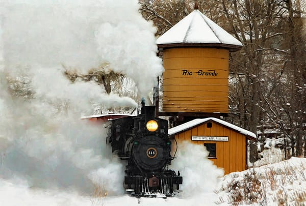 Cold Steam Photography Art | Ken Smith Gallery