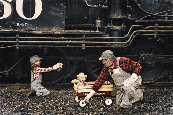 Oiling The Bearings Photography Art | Ken Smith Gallery