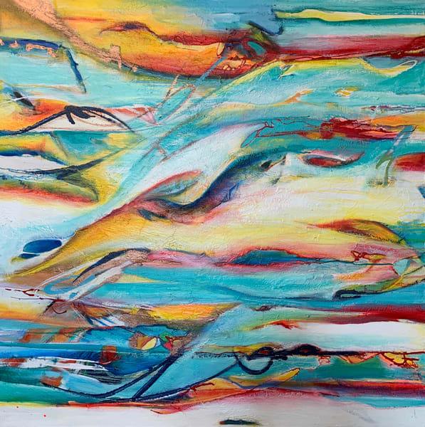 Energetics 12 Art | Kristyn Watterworth