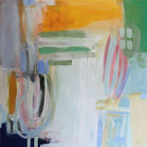 Custom Abstract Painting (Deposit) Art   Jennifer Ferris