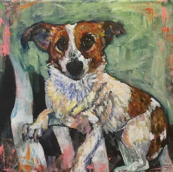 Custom Pet Portrait (Deposit) Art   Jennifer Ferris