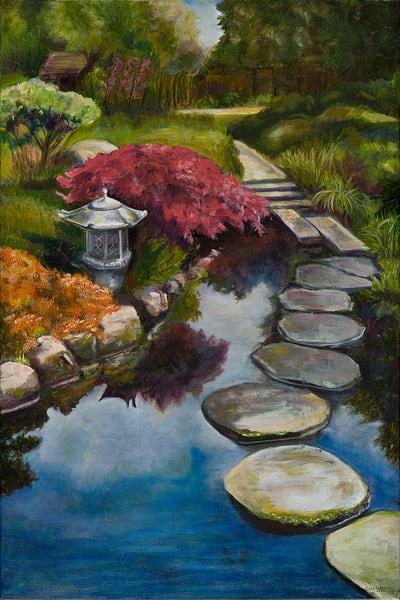 Serenity Garden Art | Cincy Artwork