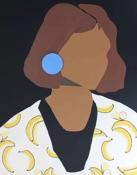 Shes Bananas | Meredith Steele Art