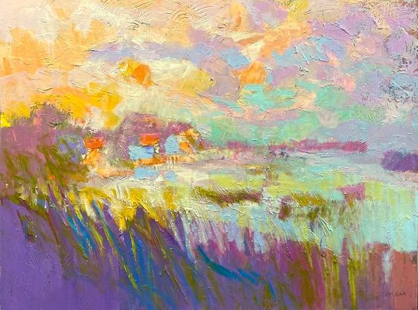 By The Sea Art | Dorothy Fagan Joy's Garden