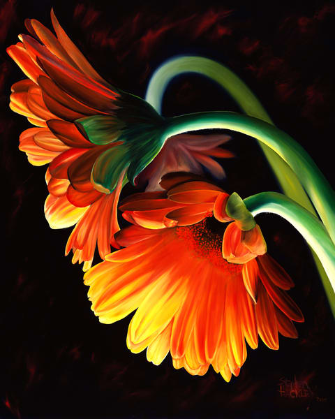Floral Art Reproductions