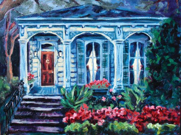 Sara Smart House Art | Joan Cox Art