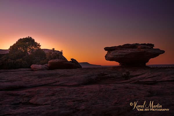 Sunset Canyon De Chelly 3464  Photography Art | Koral Martin Healthcare Art