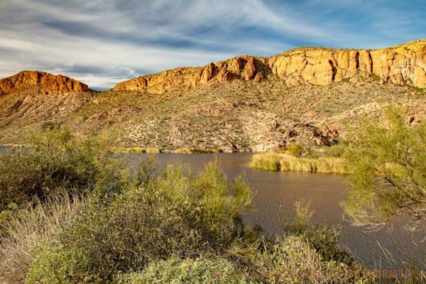 Apache Trail Canyon Lake 2444   Photography Art | Koral Martin Healthcare Art