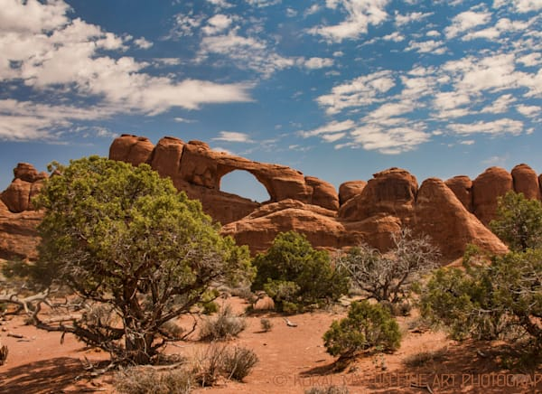 Arches View 5461 Koral Martin Photography Art | Koral Martin Healthcare Art