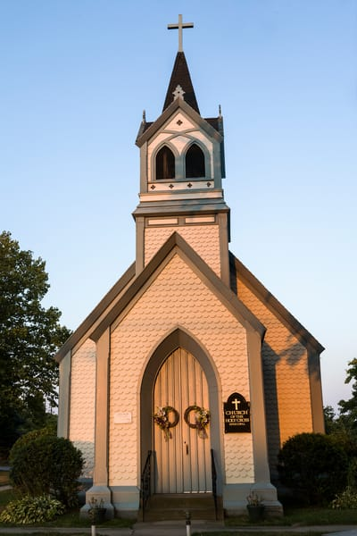 Episcopal Chirch of the Holy Cross, Middletown, RI