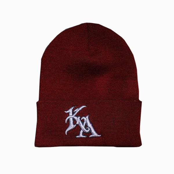 Maroon Knit | Kings Avenue Tattoo