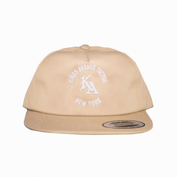 Ka Classic Snapback Tan | Kings Avenue Tattoo